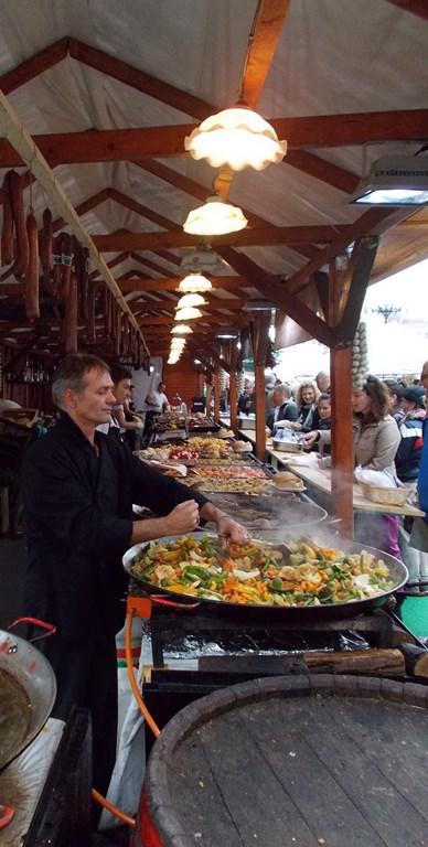 Budapest street food