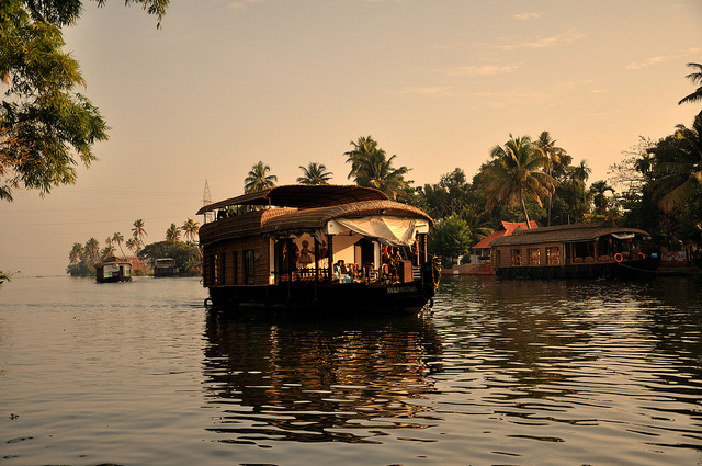 Kerala backwaters- Creative Commons-Amit Rawat