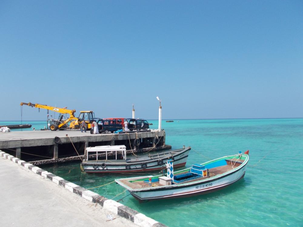 Agatti jetty