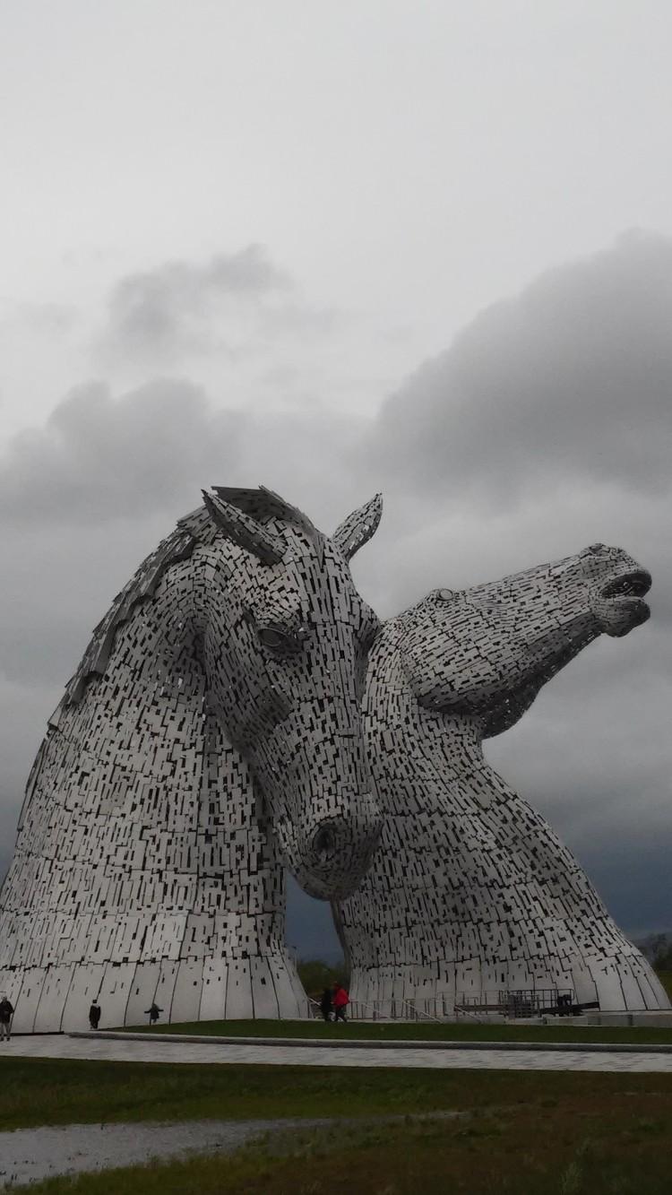The Kelpies, Falkirk