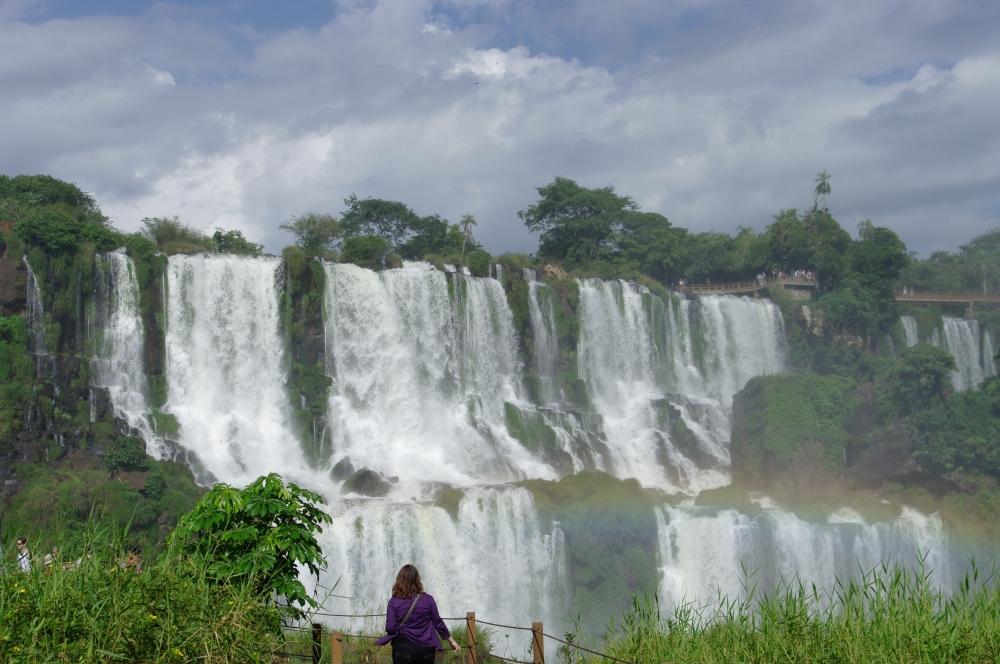 Isla San Martin, Iguazu Falls, Argentina