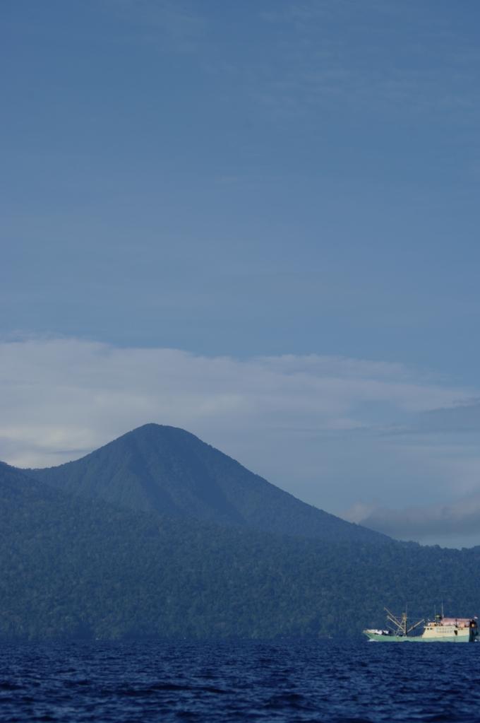 Sulawesi volcano