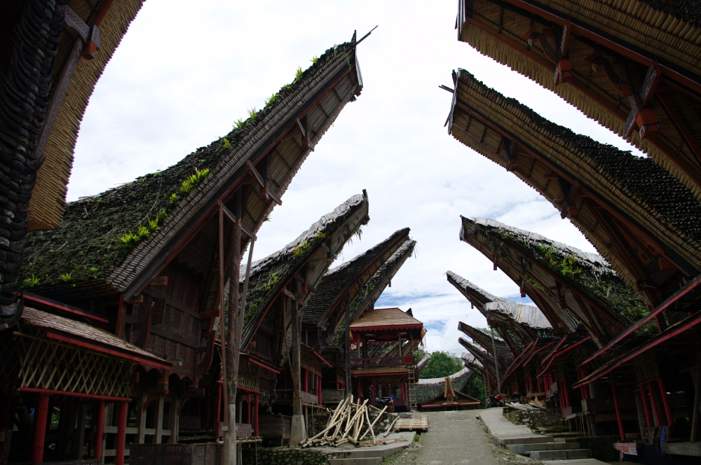 Lempo, Tana Toraja, Sulawesi